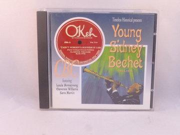 Sidney Bechet – Young Sidney Bechet 1923-1925