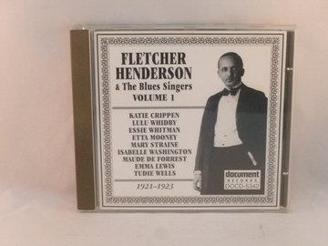 Fletcher Henderson & The Blues Singers. Volume 1