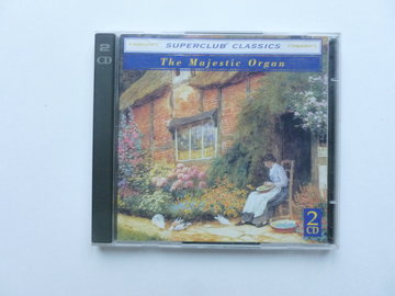 The Majestic Organ (2 CD)