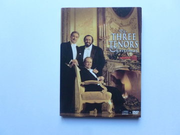 The Three Tenors - Christmas (CD + DVD)