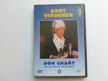 Bert Visscher - Don Chaot (DVD)