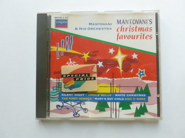 Mantovani - Christmas Favourites