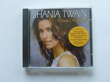 Shania Twain - Come on Over (mercury)