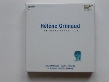 Helene Grimaud - The Piano Collection (5 CD)