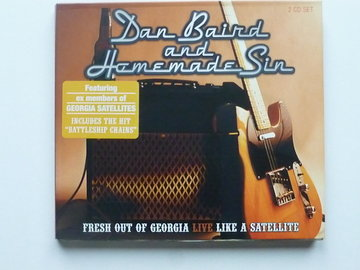 Dan Baird - Fresh out of Georgia Live (2 CD)