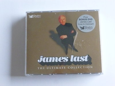 James Last - The Ultimate Collection (5 CD + DVD) Nieuw