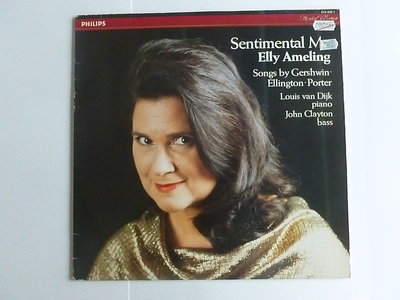 Elly Ameling - Sentimental Me (LP)