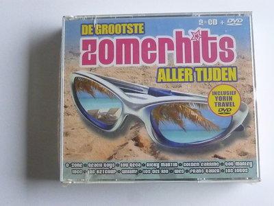 De grootste Zomerhits aller tijden (2CD + DVD)nieuw
