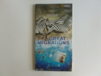 Great Migrations (3 DVD) Nieuw