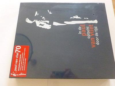 Paul van Vliet - In de optocht door de tijd (CD+3 DVD) Nieuw