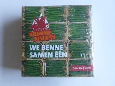 Kromme Jongens - We benne samen een (nieuw) inclusief houten pallet