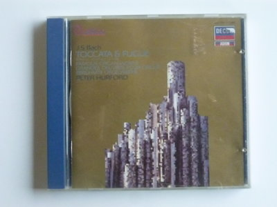 Bach - Famous Organ Works / Peter Hurford
