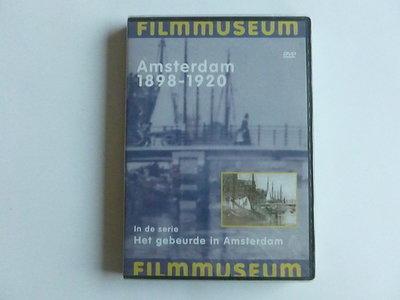 Filmmuseum Amsterdam 1898 - 1920 (DVD) Nieuw