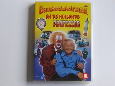 Bassie & Adriaan - en de huilende Professor (DVD)