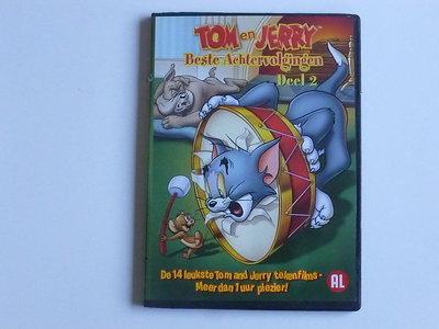 Tom en Jerry - Beste Achtervolgingen Deel 2 (DVD)