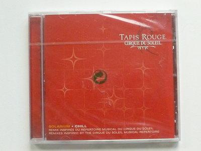 Cirque du Soleil - Tapis Rouge (nieuw)