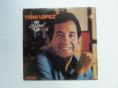 Trini Lopez - It's a great life (LP)