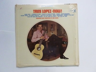 Trini Lopez - Now! (LP)