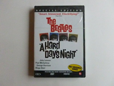 The Beatles - A Hard Days Night (DVD) Nieuw