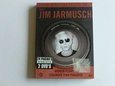 Jim Jarmusch - Broken Flowers / Stranger than Paradise (2 DVD)