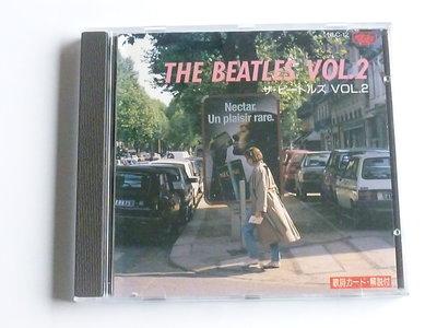 The Beatles - Vol 2 (Korea)