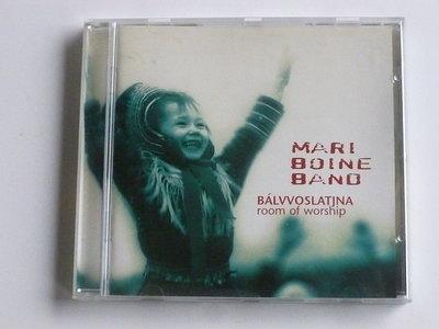 Mari Boine Band - Balvvoslatjna / Room of worship
