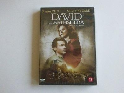 David and Bathsheba (DVD) Nieuw