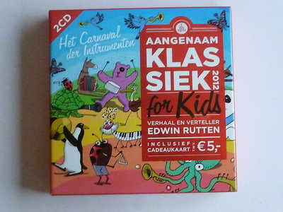Aangenaam Klassiek 2012 for Kids (2 CD)