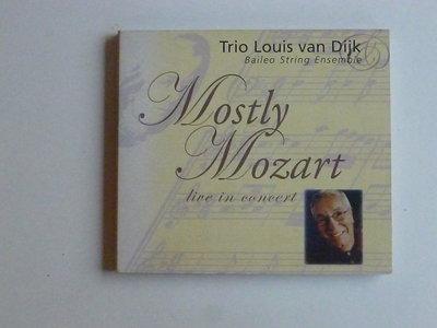 Trio Louis van Dijk - Mostly Mozart