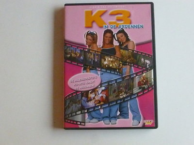 K3 in de Ardennen (DVD)