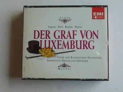 Franz Lehar - Der Graf von Luxemburg (2 CD)
