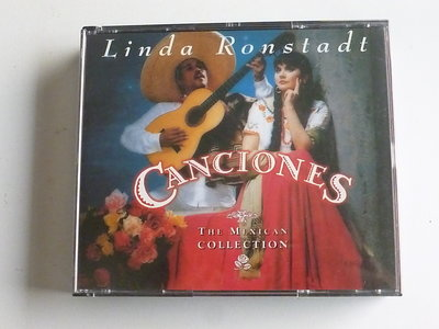 Linda Ronstadt - Canciones / The Mexican Collection (2 CD)