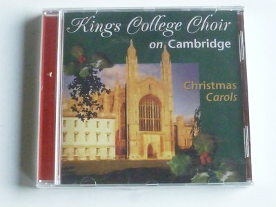 Kings College Choir - on Cambridge / Christmas Carols (nieuw)