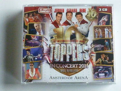 Toppers in Concert 2014 (3 CD)