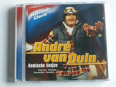 Andre van Duin - Komische liedjes (hollands glorie)