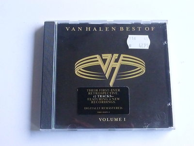 Van Halen - Best of / Volume 1 (digitally remastered)