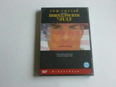 Tom Cruise - Born on the Fourth of July (DVD) Nieuw