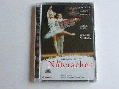 Tchaikovsky - The Nutcracker / Rudolf Nureyev, Merle Park (DVD) Nieuw