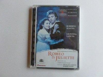Gounod - Romeo et Juliet / Charles Mackerras (DVD) Nieuw