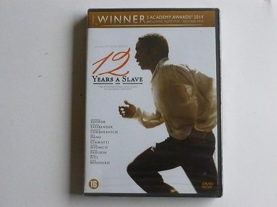 12 Years a slave (DVD) nieuw
