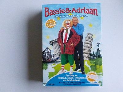 Bassie & Adriaan - Op reis door Europa / Deel 3 & 4 (2 DVD)