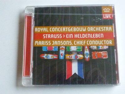 Strauss - Ein Heldenleben / Mariss Jansons (nieuw)