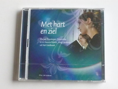 Met Hart en Ziel - Hanna Rijken zingt liederen uit het Liedboek (2 CD) nieuw