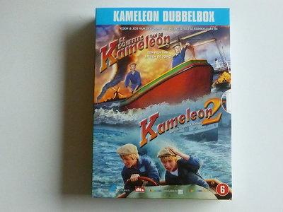De Schippers van de Kameleon 1 & 2 (2 DVD)