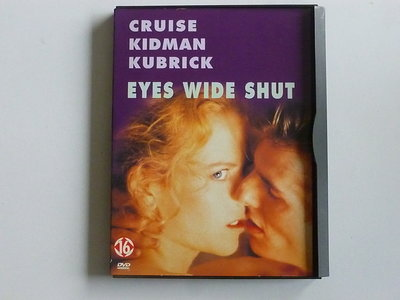 Eyes Wide Shut - Cruise / Kidman / Kubrick (DVD)