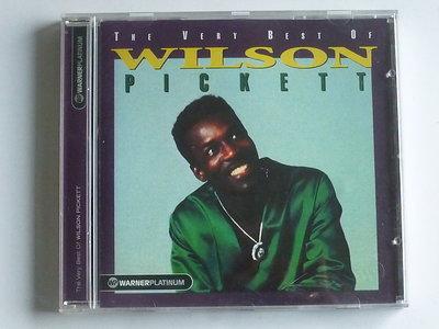 Wilson Pickett - The very best of