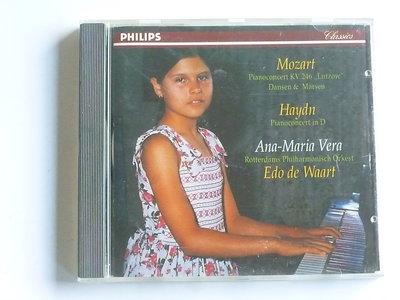 Mozart / Haydn - Ana Maria Vera , Edo de Waart