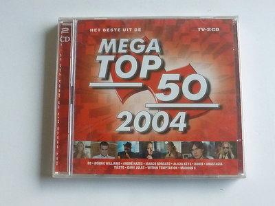Mega Top 50 2004 (2 CD) Nieuw