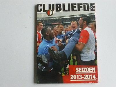 Feyenoord - Seizoen 2013 / 2014 (DVD) nieuw