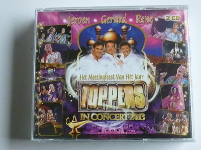 Toppers in Concert 2013 (2 CD)